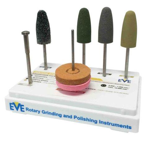 EVE Denture Polishing Set 7pcs