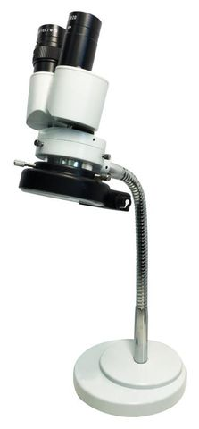 Inspection Microscope + Ring Light 10 x Magazines
