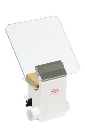 Glass Shield With Attachment