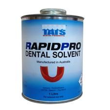 Dental Solvent for Mouthguards + Wax 1L