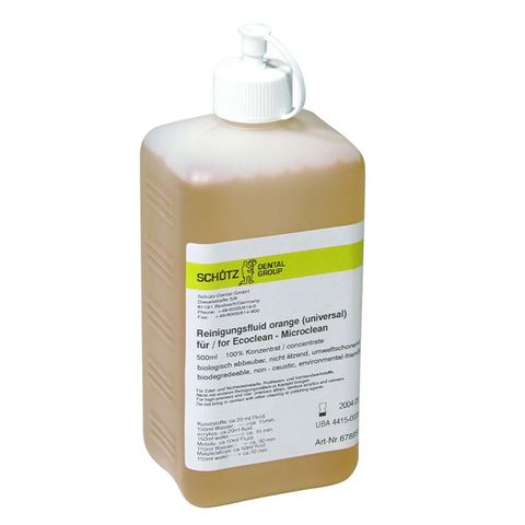 Green Liquid for Ecoclean 500mL