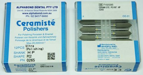 Ceramiste Silicone Points HP PC2 PN265