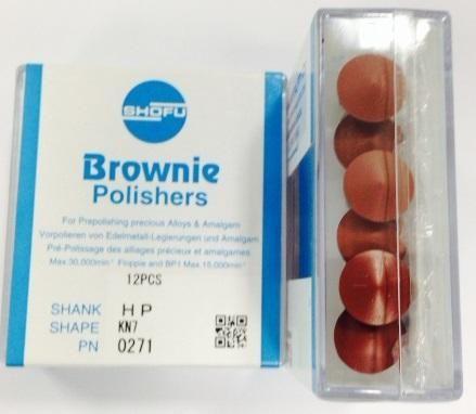 Brownie Silicone Knife-Edge KN7 PN271