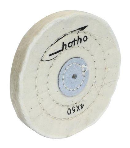 Stitched Mira Cotton Buff Calico 4x50HG