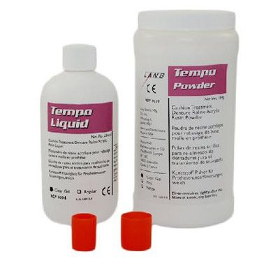 Tempo Clear Gel 454g Powder/236mL Liquid