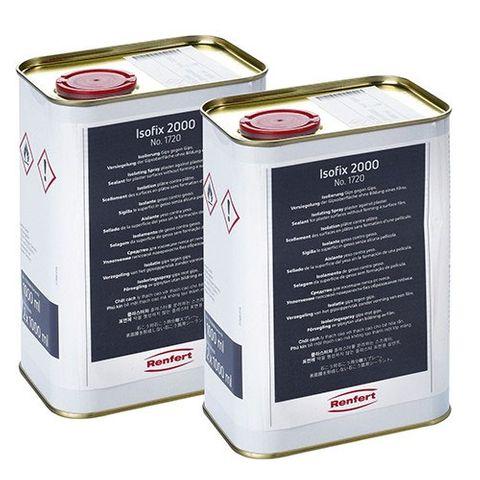 Isofix 2000 Refill Pack 2 x 1L