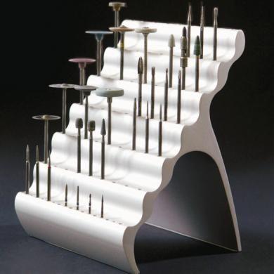Organ EZ Aluminium Bur Stand