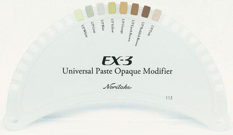 EX3 C-Guide 112 Universal Paste Opaque