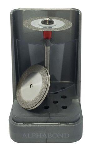 Superflex Diam Disc 1219219 19x.17mm
