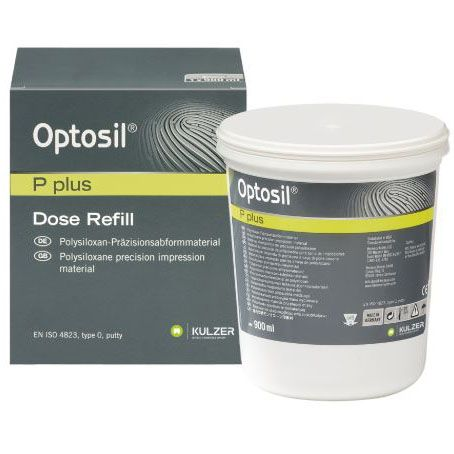 Optosil P Plus Putty Intraoral 900mL