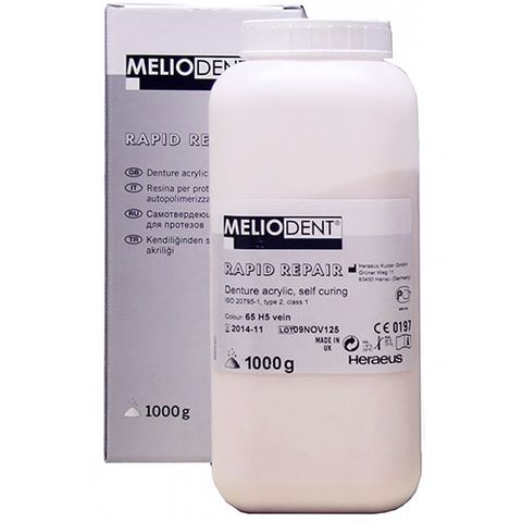 Meliodent Rapid-repair Self Cure