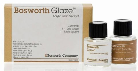 Bosworth Glaze Self Cure Resin Polish