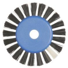 Black Brush With Plastic Centre 44mm 12pcs