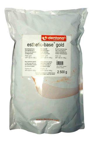 Esthetic Base Gold Die Stone 2.5kg