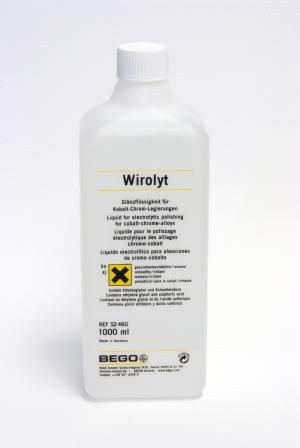 Wirolyt Polishing Liquid 1L