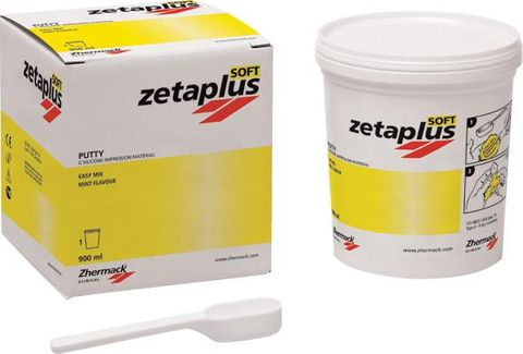 Zetaplus Soft Putty Intraoral 900mL