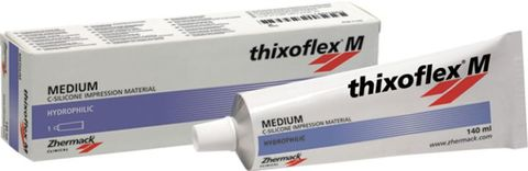 Thixoflex M Body Wash 1x140mL Tube