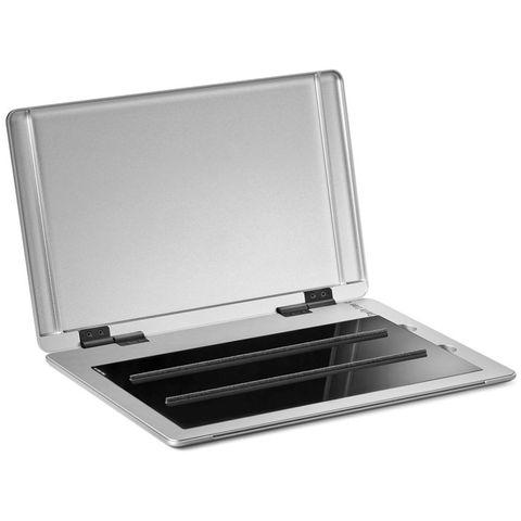 Slimpad Pro-B Tray Porcelain Black Glass