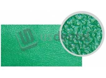 Wax Sheets Coarse Stipple 0.6mm Green