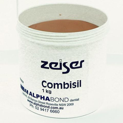 Zeiser Combisil Mounting Putty 1kg