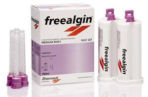 Freealgin Alginate 2 x 50mL + Tips