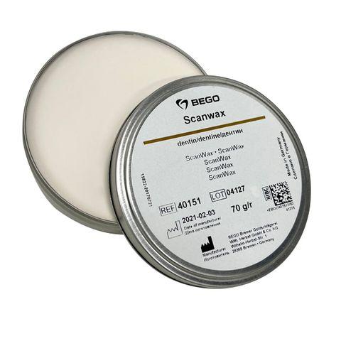 Bego Scan Wax Dentine 70g