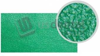 Wax Sheets Coarse Stipple 0.4mm Green