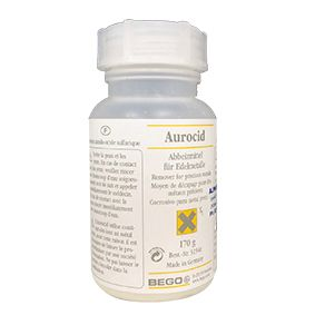 Aurocid Oxide Remover 170g