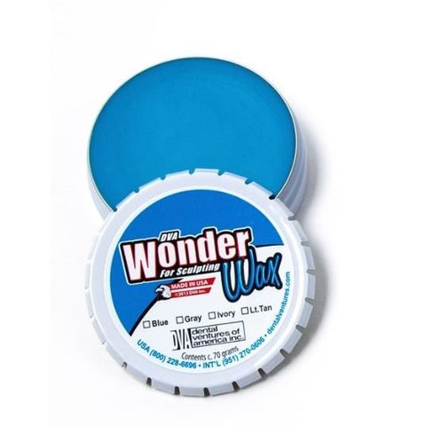 DVA Wonder Wax Blue 70g