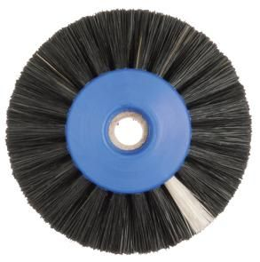 Black Brush 3 Rows Converging 12pcs