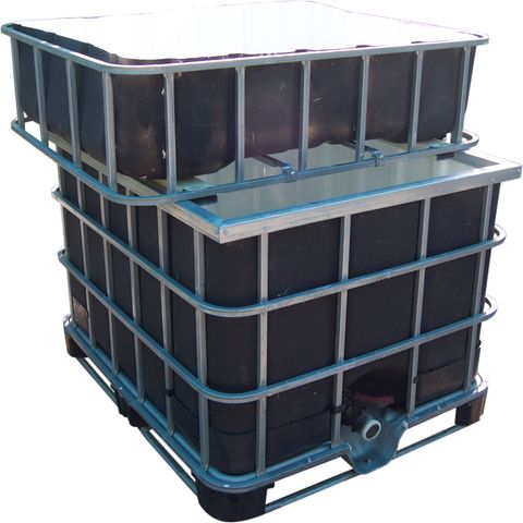 IBC 1000L Fish Safe Shell Only