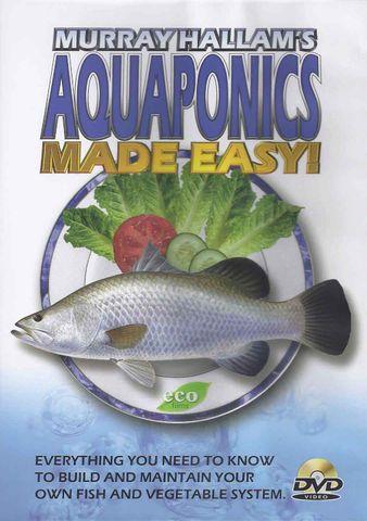 Aquaponics Made Easy DVD