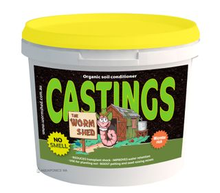 Worm Wiz and Castings