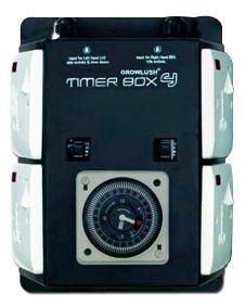 Growlush Timer Box 4x600W