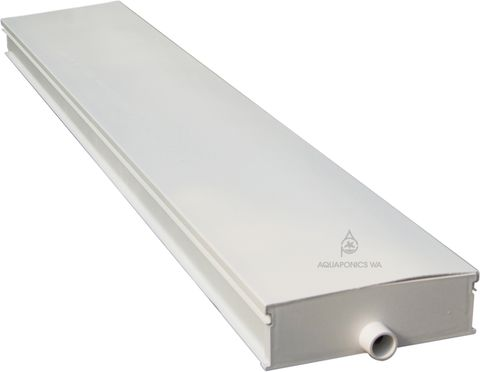 Hydro Channel with Lid and Ends 225x80mm 1.5m