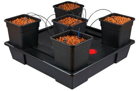 Wilma 5 Pot XXL Kit 150L 115x115cm