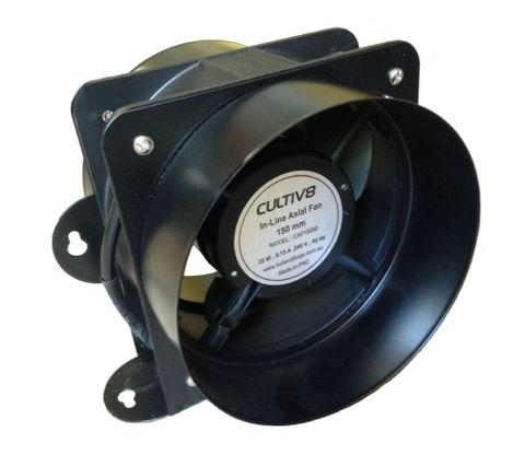 Cultiv8 150mm Fan 330m³/h