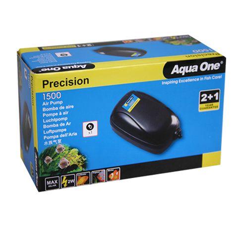 Aqua One 1500 Air Pump 60LpH Single