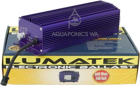 Lumatek 600W Ballast Dimmable