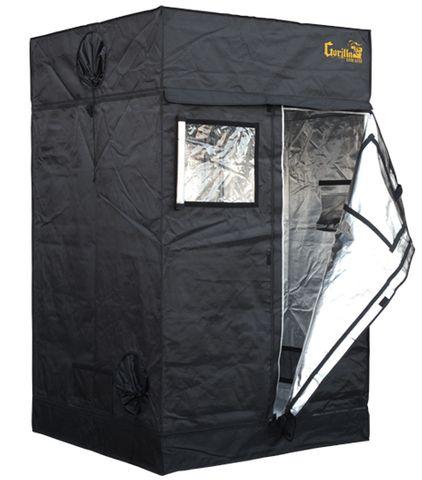 Gorilla Grow Tent 1.52x1.52x2.13-2.44m