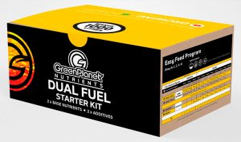 Green Planet Dual Fuel Starter Kit