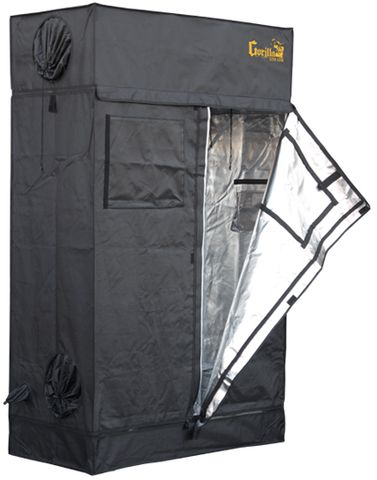Gorilla Grow Tent 1.22x0.61x2.13-2.44m