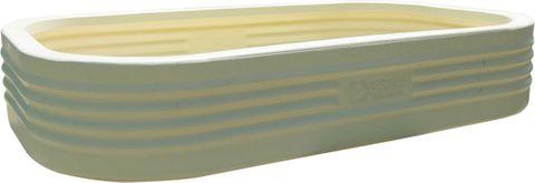 Aquaponic Corrugated Grow Bed 270L 150x90x25cm
