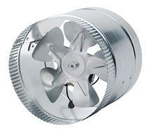 Growlush 150mm In-Line Fan 25W