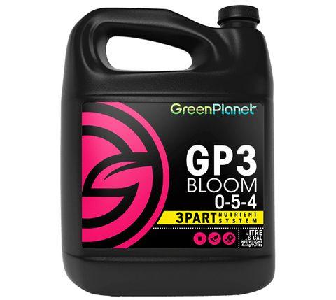 Green Planet GP3 Bloom