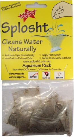 Splosht Aquarium Pack 1133L/3mth