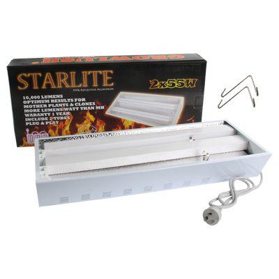 Growlush Starlite 2x55W T5 Propagator