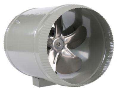Growlush 250mm In-Line Fan EP 4 Pole