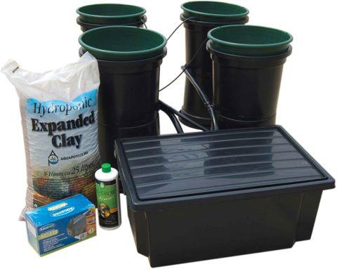 4 Pot Vegetable Kit Deluxe