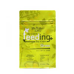 Green House Feeding Powder Feed Grow